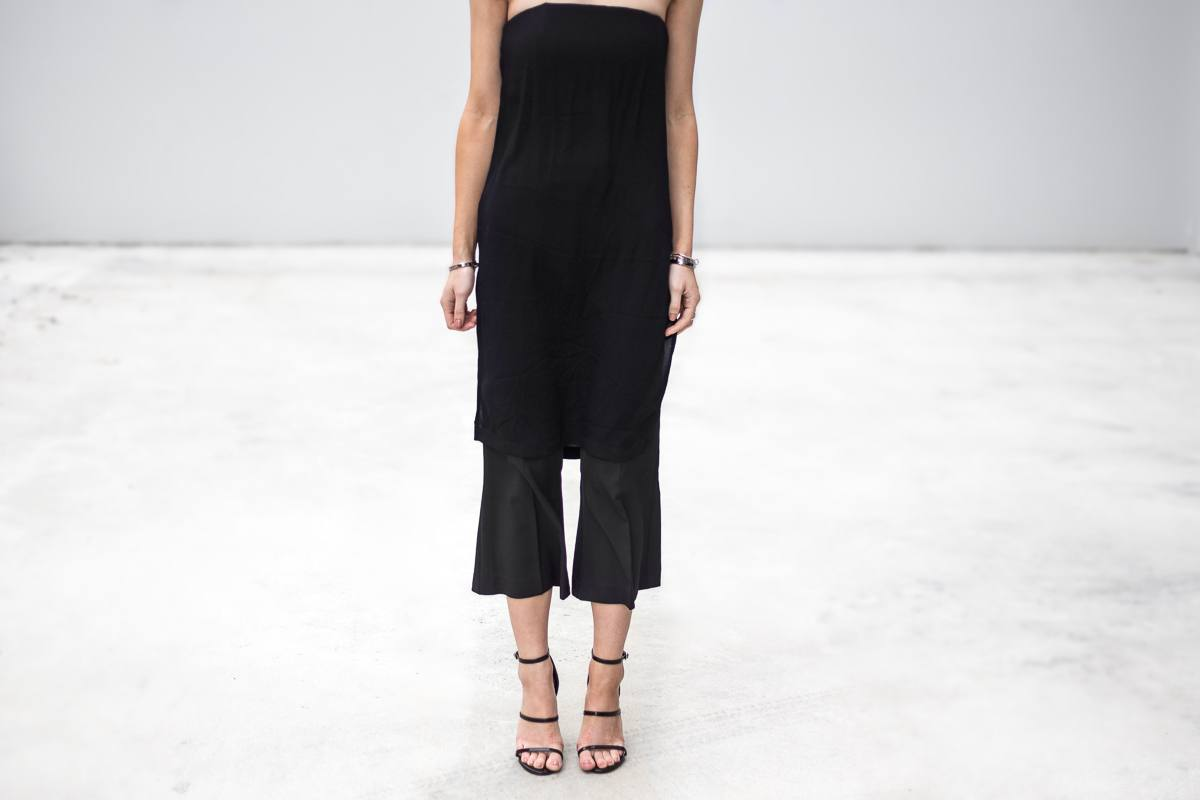 Bless'ed Are The Meek Venture Crop Pant
