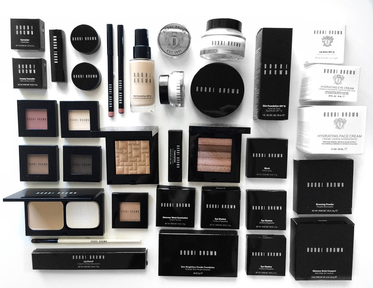 The Best Products from Bobbi Brown - FROM LUXE WITH LOVE