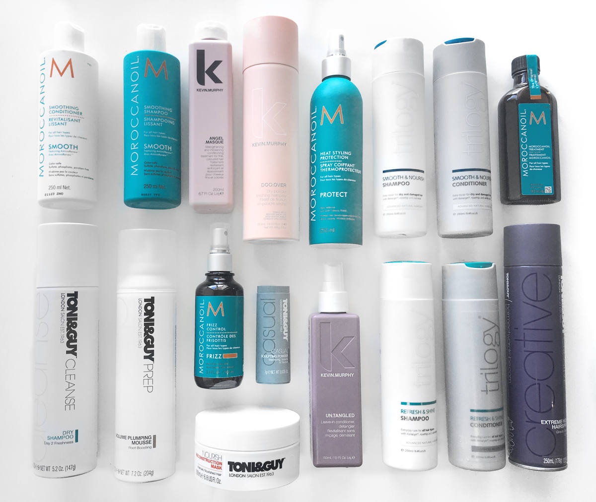 The Best Hair Products
