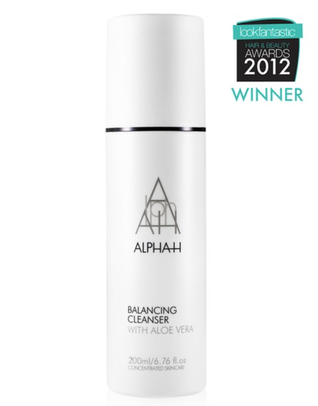 Alpha-H Balancing Cleanser with Aloe Vera Review