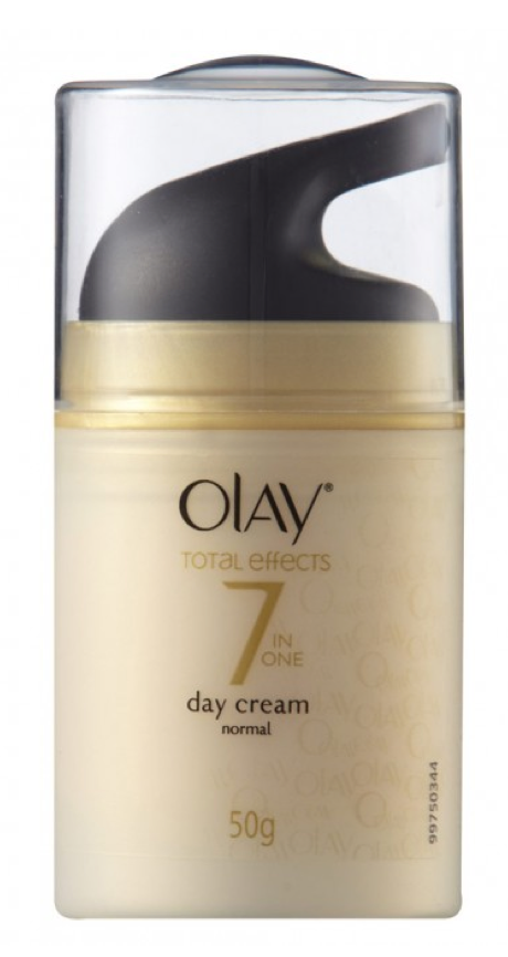 Olay Total Effects Day Cream SPF 15 Review