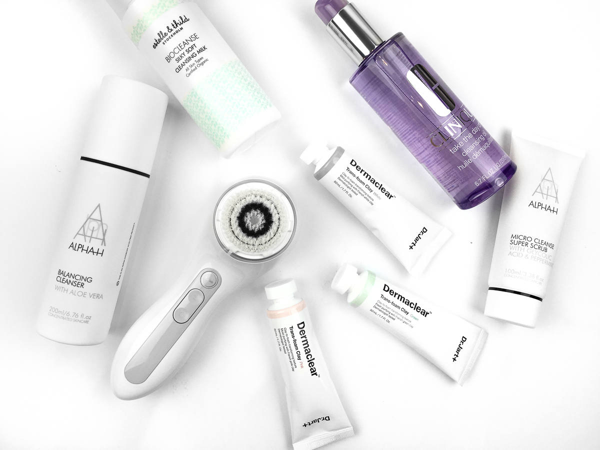 Best face cleansers 2016