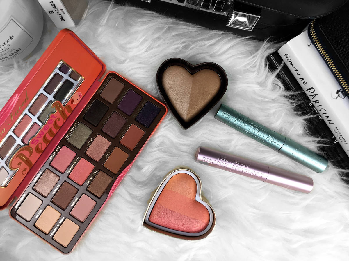 Must have makeup products 2