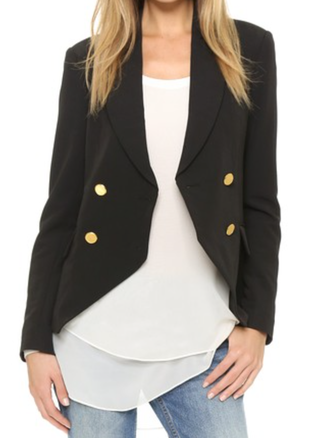 Statement Blazer