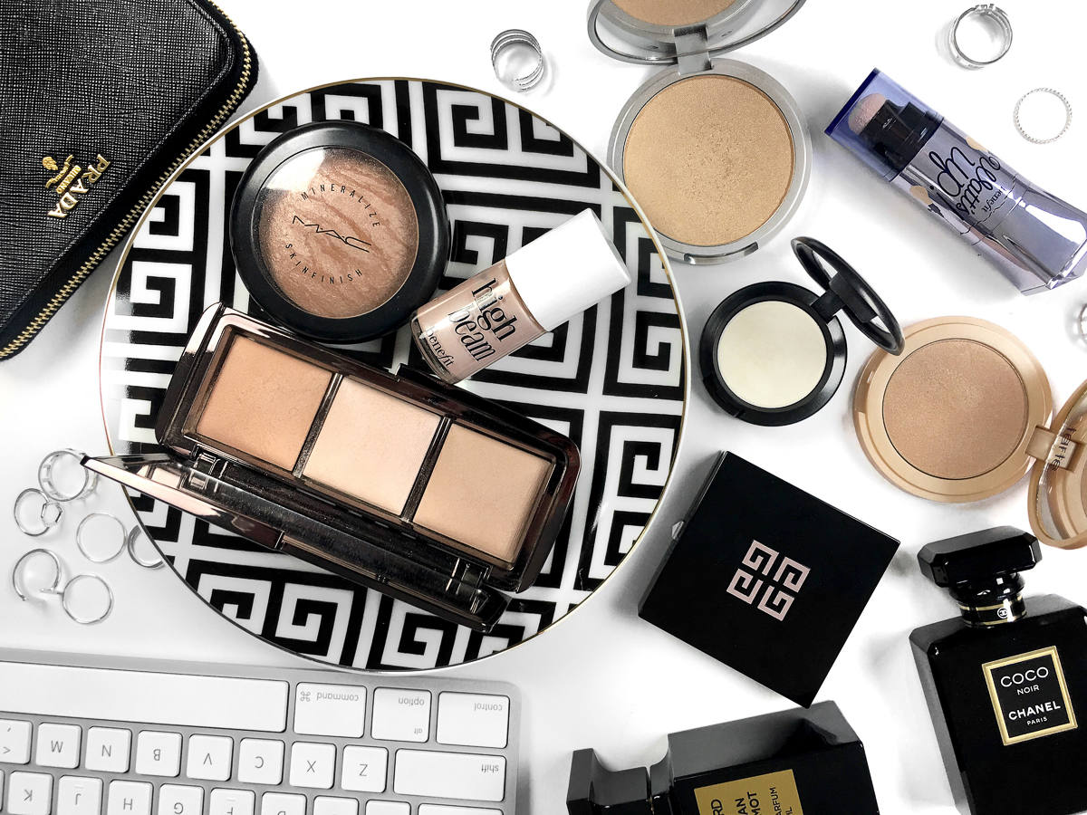 The Best Highlighters For Glowing Skin 2016