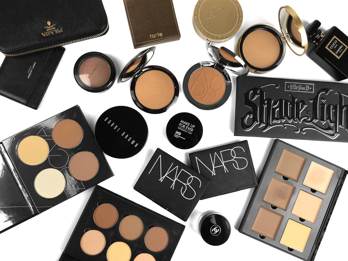 The Best Contouring Products