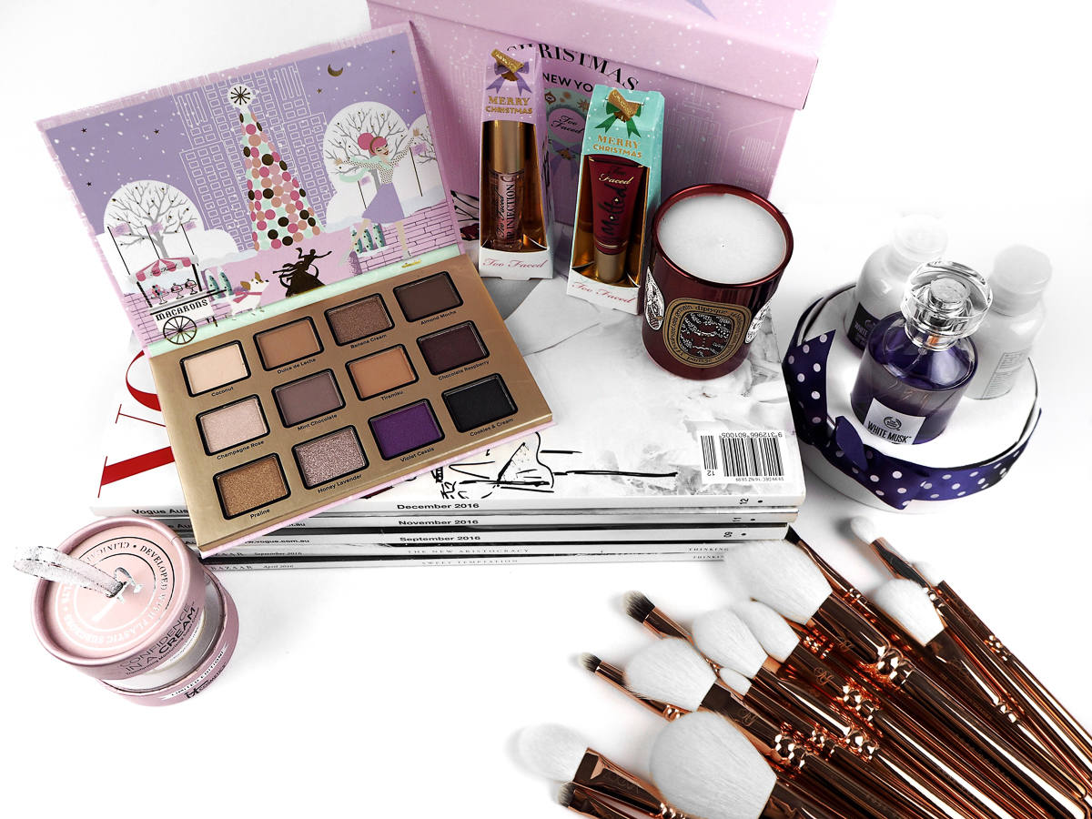 Best beauty Christmas gifts 2016
