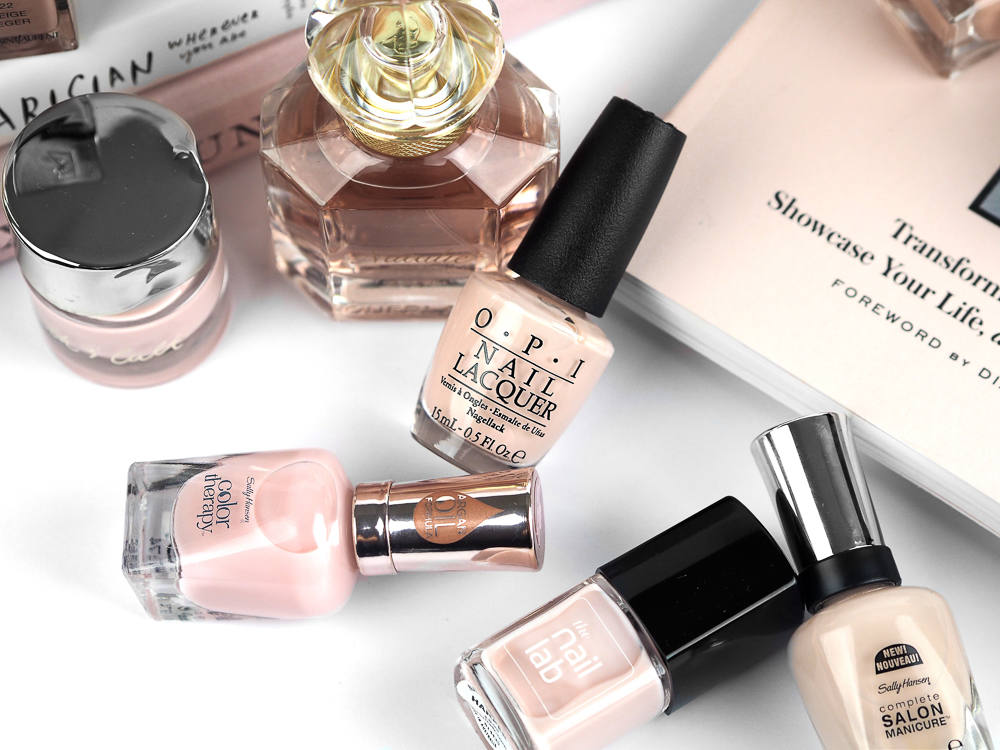 The Best Everyday Nude Neutral Nail Polishes