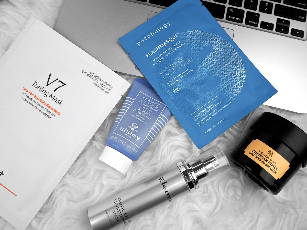The Best Hydrating Face Masks for Winter