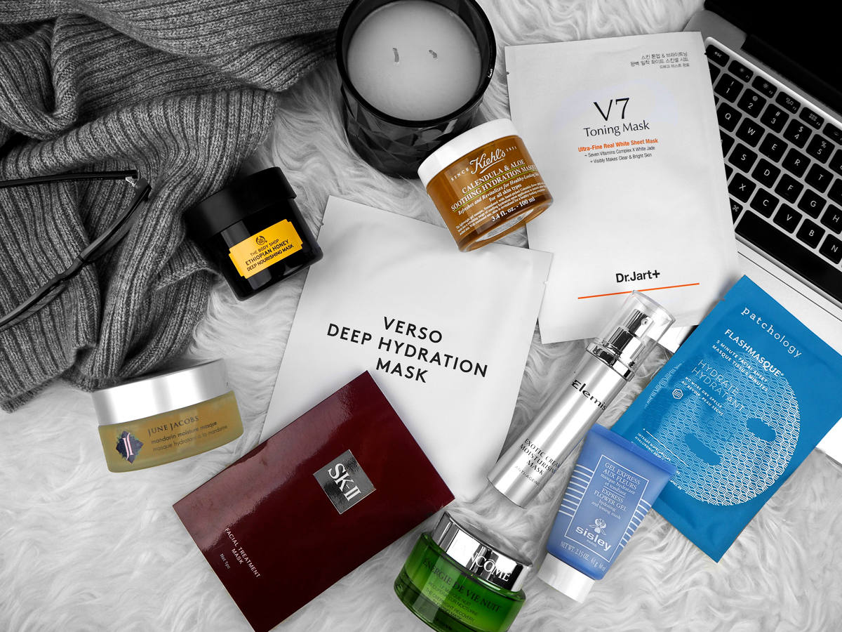 10 Best Hydrating Face Masks for Winter