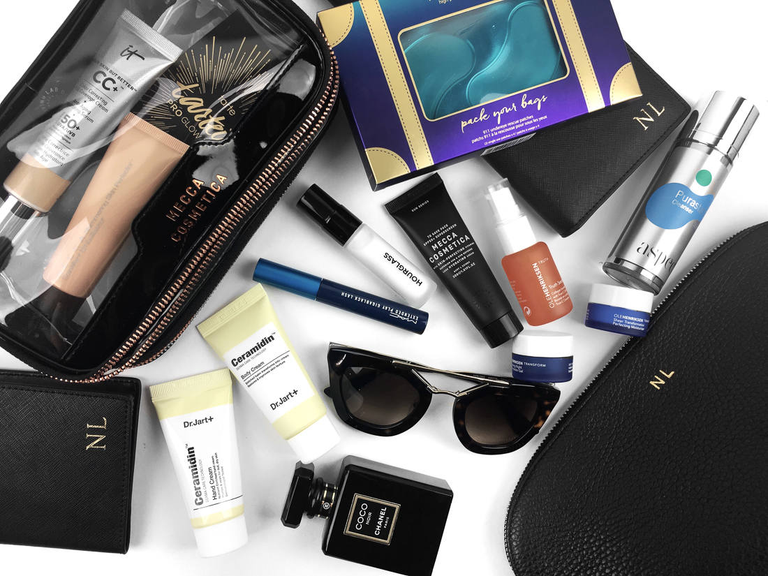 Must Have Travel Beauty Products