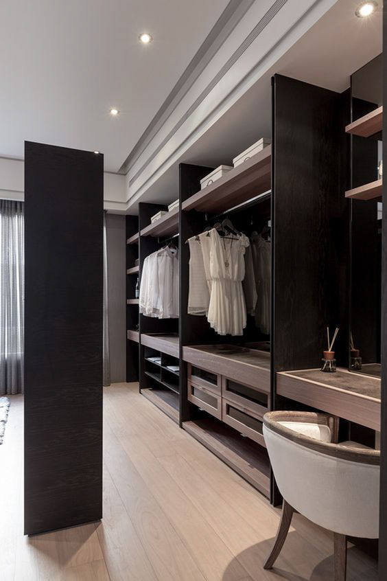 20 dreamy walk in closet ideas from luxe with love - Room with no closet ...