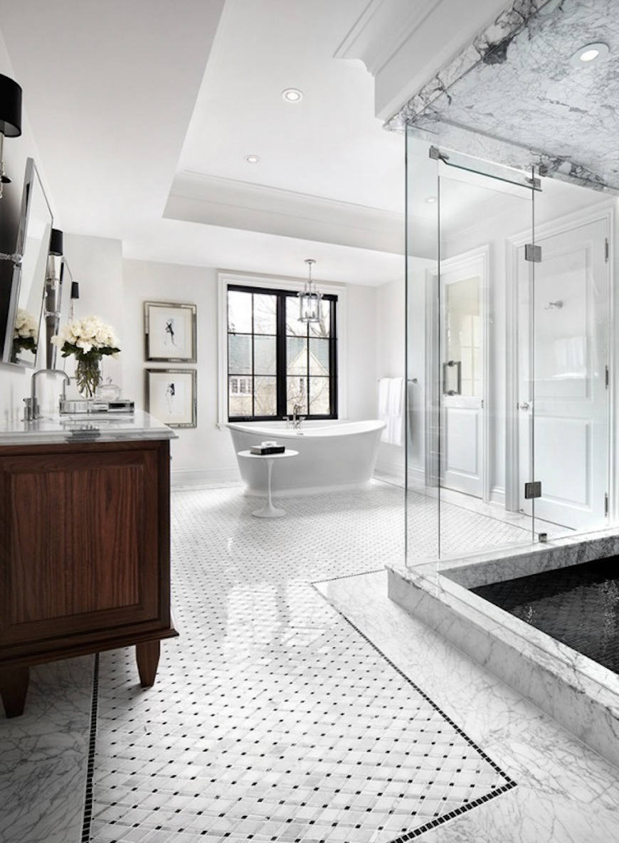 amazing bathroom polaroids | Interior Goals: 25+ Amazing Luxury Bathrooms - FROM LUXE ...