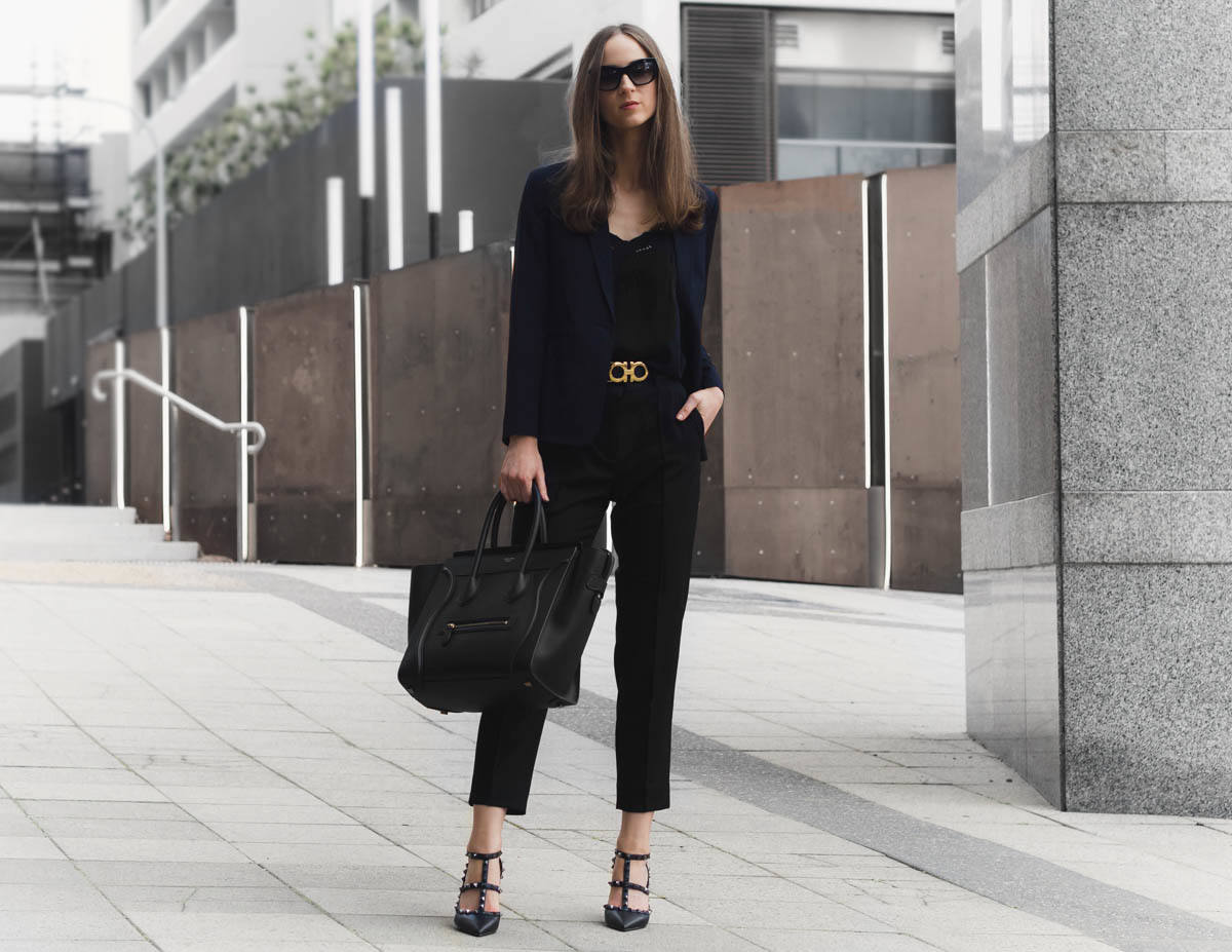 50 office outfit ideas to wear to work  from luxe with love