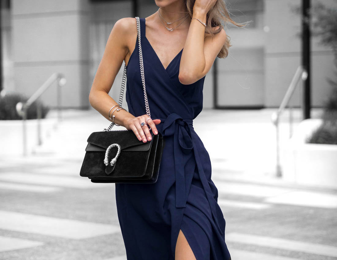Trending Wrap Dresses From Luxe With Love