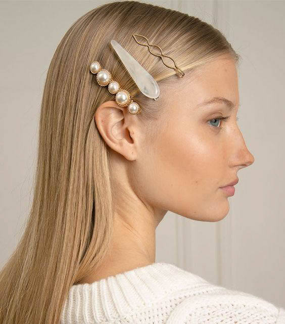 Hair Clip Trend 2019: How To Style Hair Clips